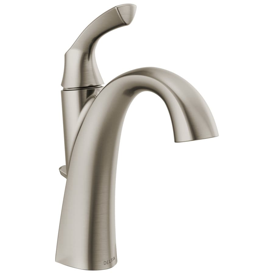 delta bathroom sink faucets at lowes com