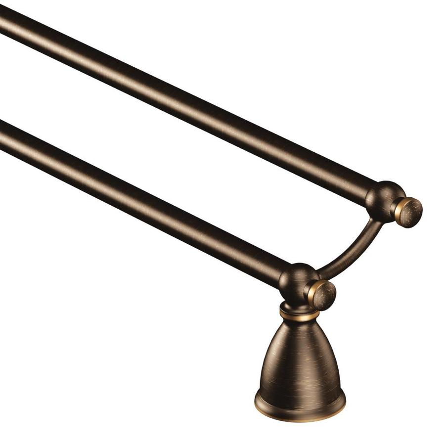 Moen Bronze Towel Bar Towel