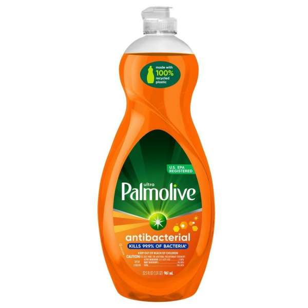 Palmolive 32.5-oz Orange Dish Soap