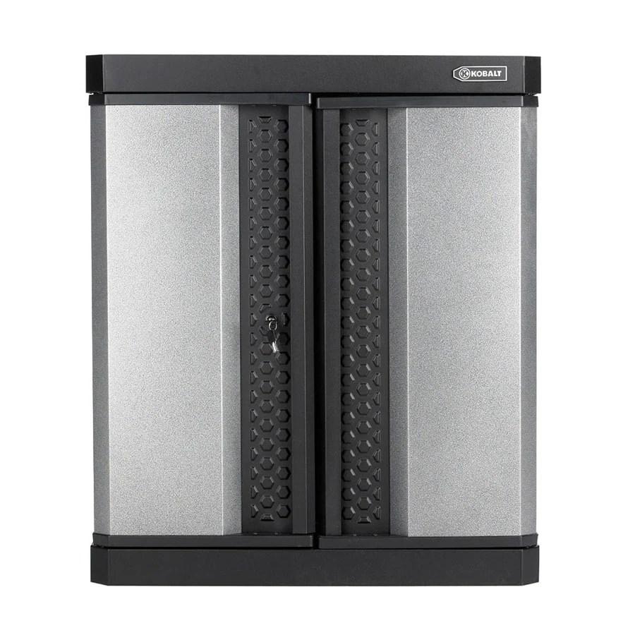 Shop Kobalt 30in W x 34in H x 14in D Steel WallMount