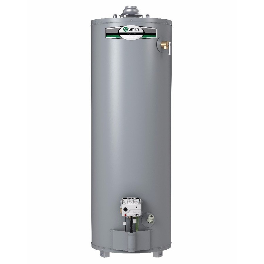 hight resolution of a o smith signature 50 gallon tall 6 year limited 40000 btu natural gas need this water heater