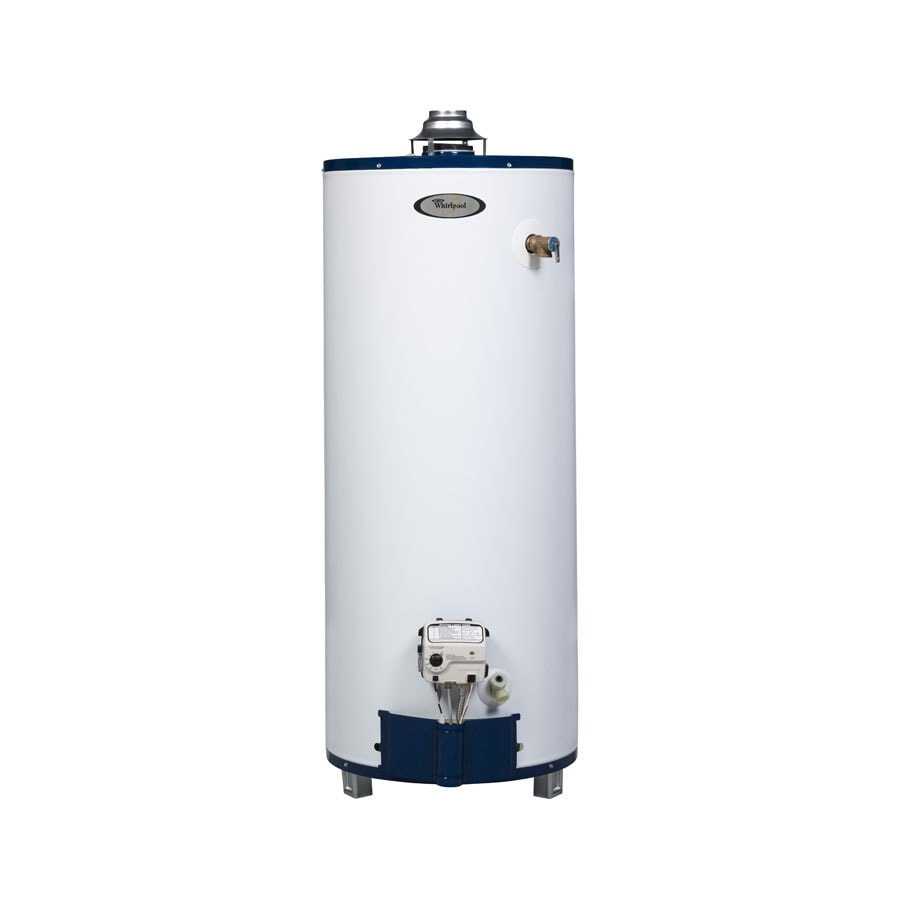 hight resolution of whirlpool 40 gallon 6 year residential short natural gas water heater