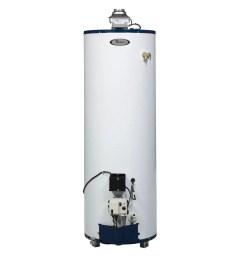 whirlpool 40 gallon tall 6 year natural gas water heater [ 900 x 900 Pixel ]