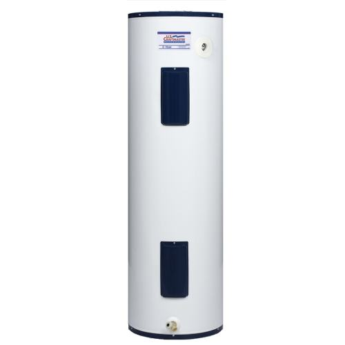 small resolution of u s craftmaster 40 gallon regular 6 year warranty 4500 watt double element electric