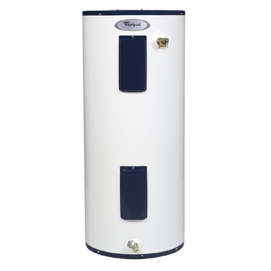 medium resolution of whirlpool 40 gallon 6 year regular electric water heater