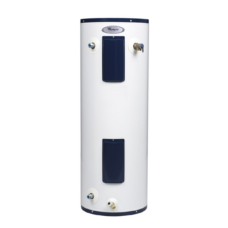 hight resolution of whirlpool 40 gallon 6 year mobile home electric water heater