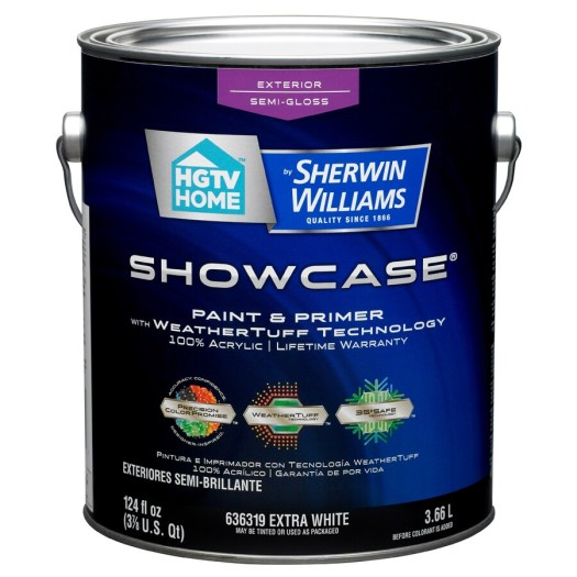 Sherwin Williams Acrylic Latex House Paint Home Painting