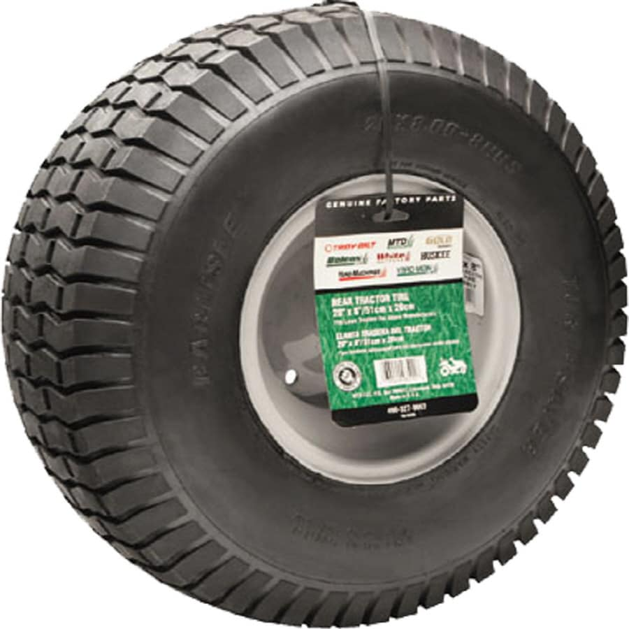 medium resolution of mtd 20 in rear wheel for riding lawn mower