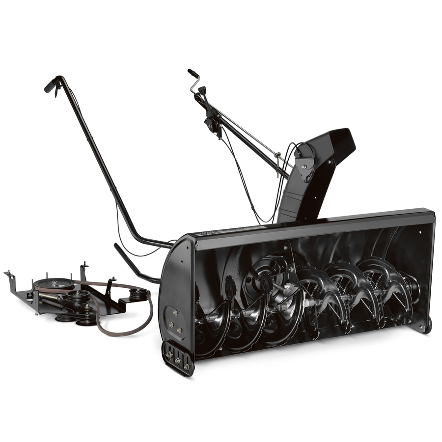medium resolution of mtd genuine parts 42 in two stage residential attachment snow blower