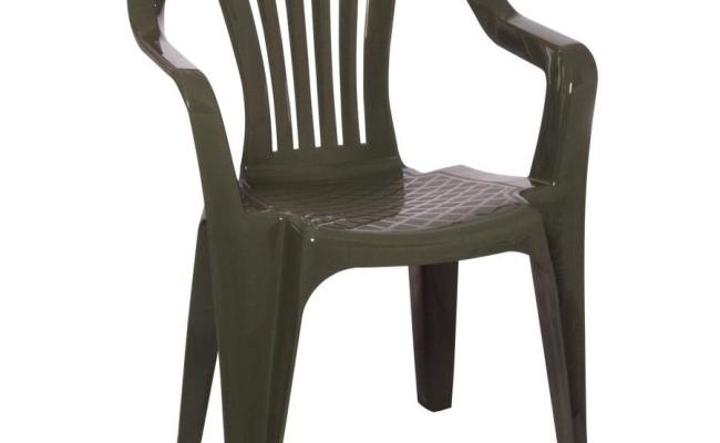 Adams Mfg Corp Stackable Resin Dining Chair With Slat Seat