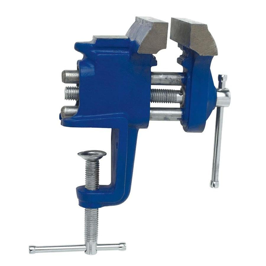 Shop Irwin 3 In Clamp On Vise At Lowes Com