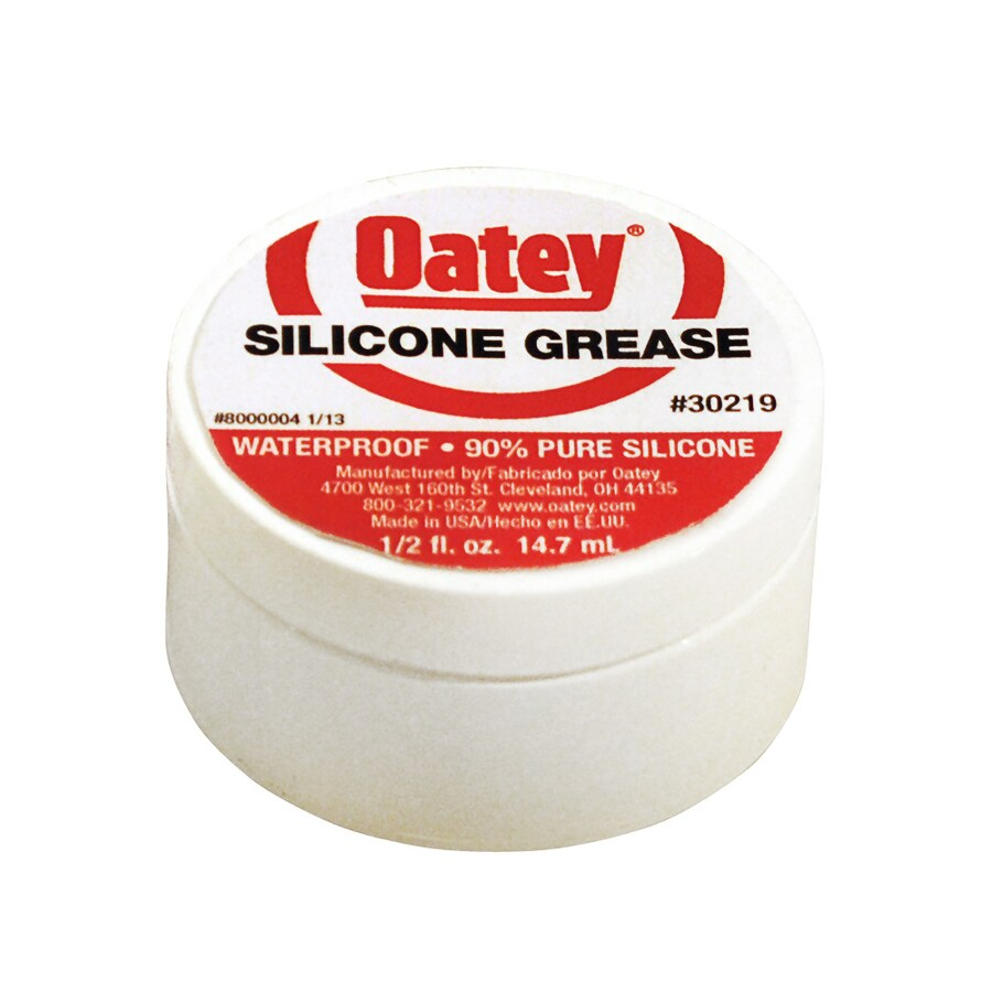 oatey silicone grease lowes com