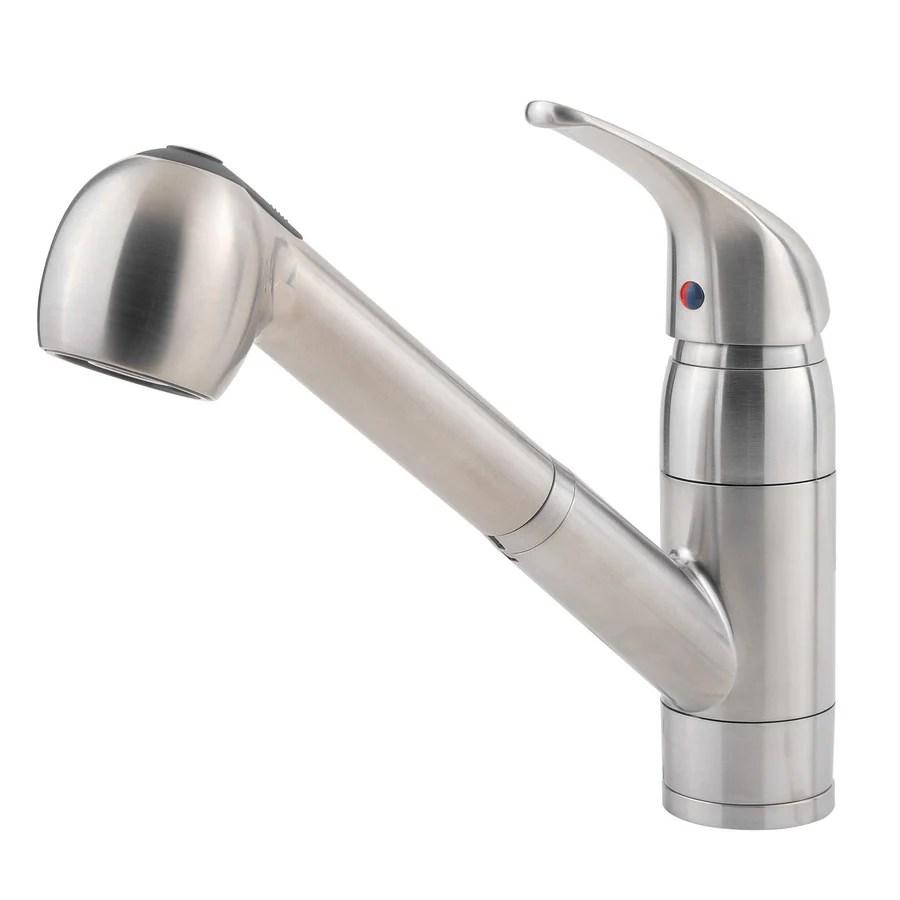 Moen Pullout Kitchen Faucet Repair