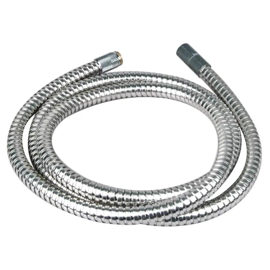 brasscraft faucet spray hose metal 60 in