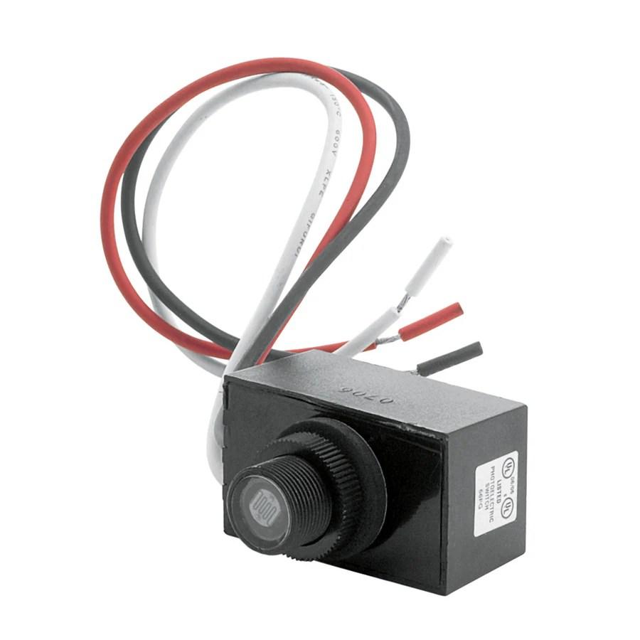 hight resolution of trinity lighting black wire in light sensor