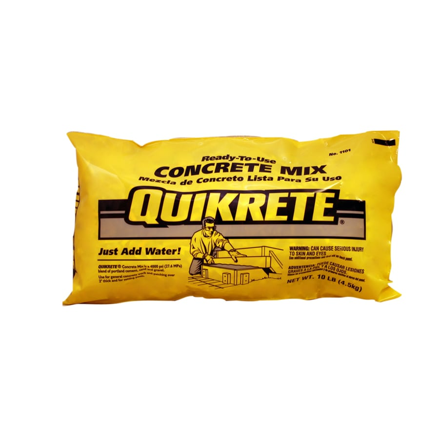 Quikrete 80 Lb Concrete Mix Price