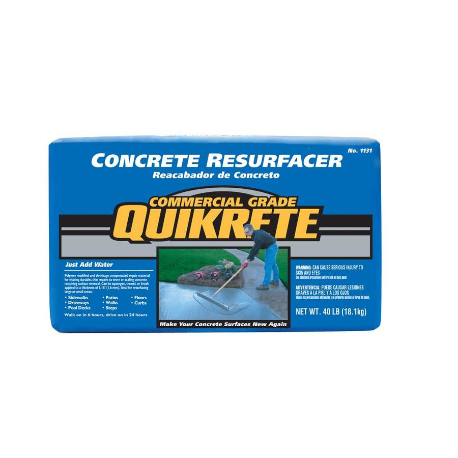 Quikrete Concrete Resurfacer Review