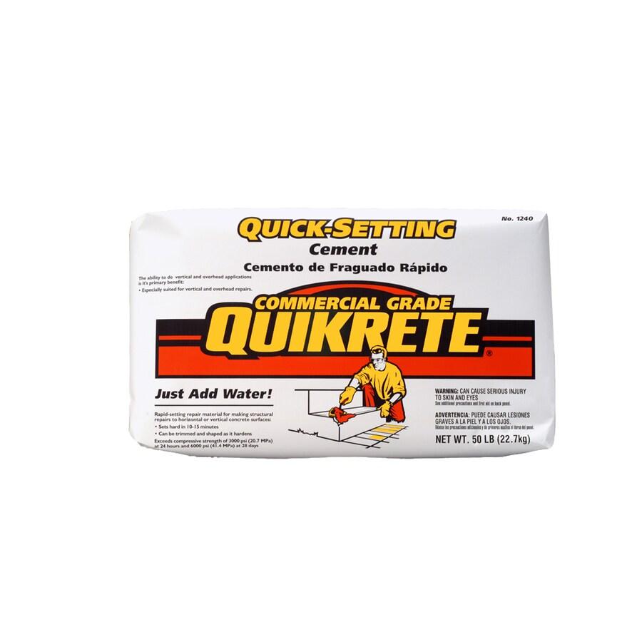Quikrete Concrete Mix