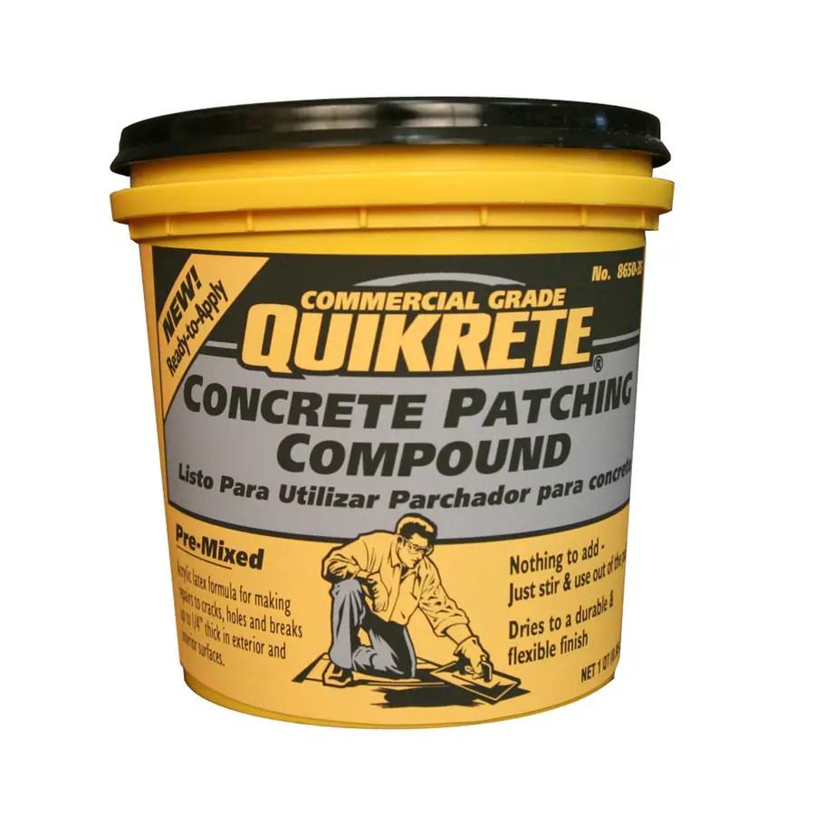 Quikrete Concrete Patch