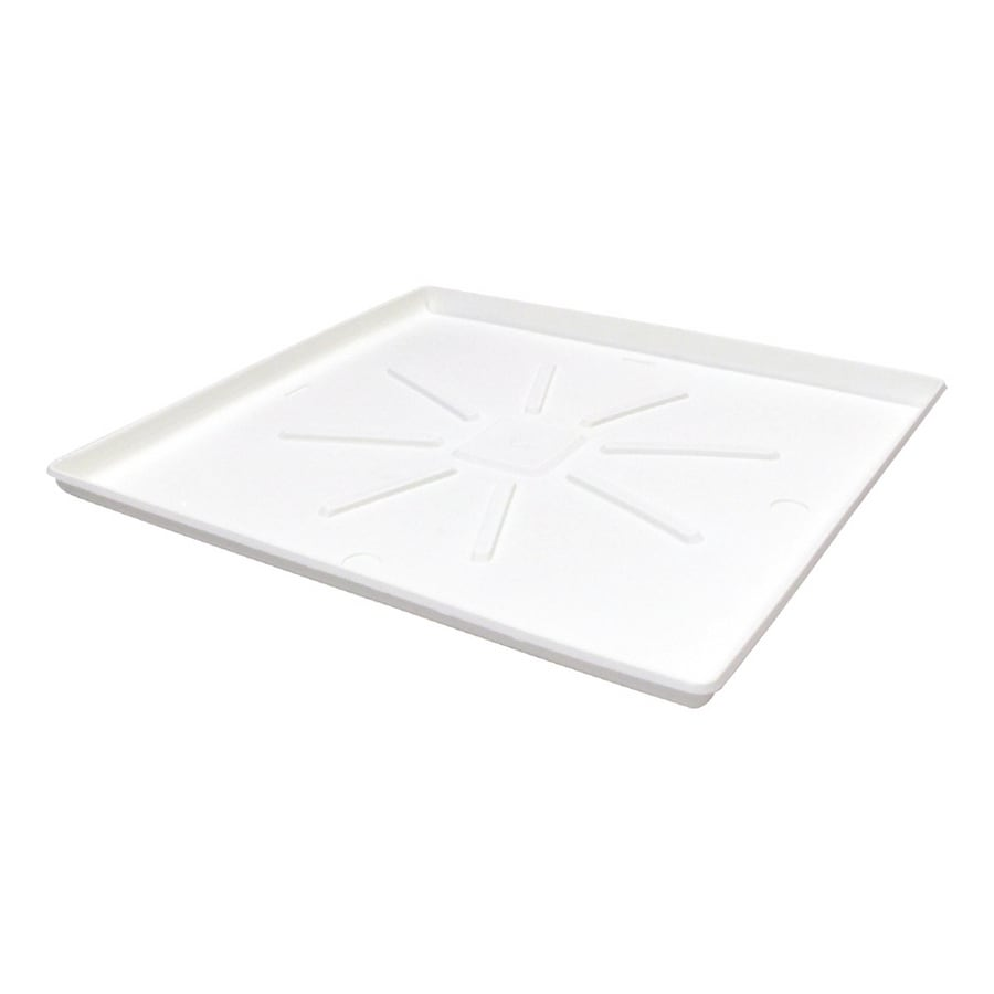 Shop Lambro 29-in x 31-in Washer Tray at Lowes.com