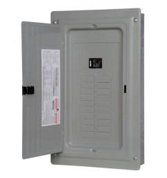 murray 40 circuit 100 amp main breaker load center [ 900 x 900 Pixel ]