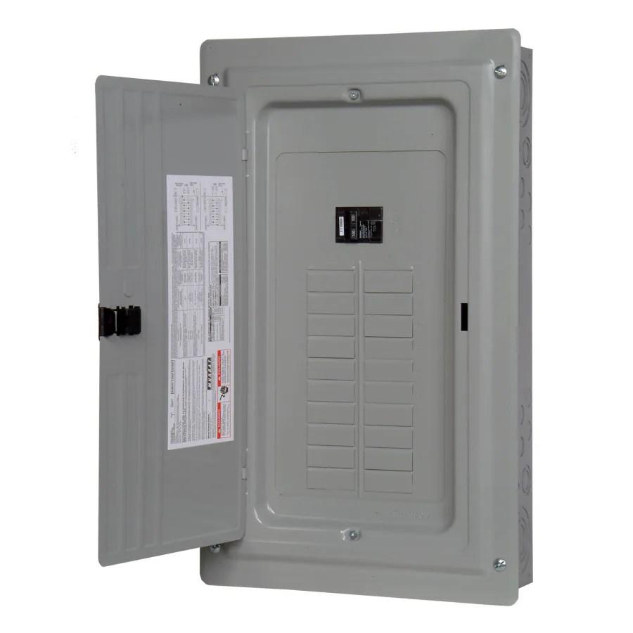 medium resolution of murray 40 circuit 100 amp main breaker load center