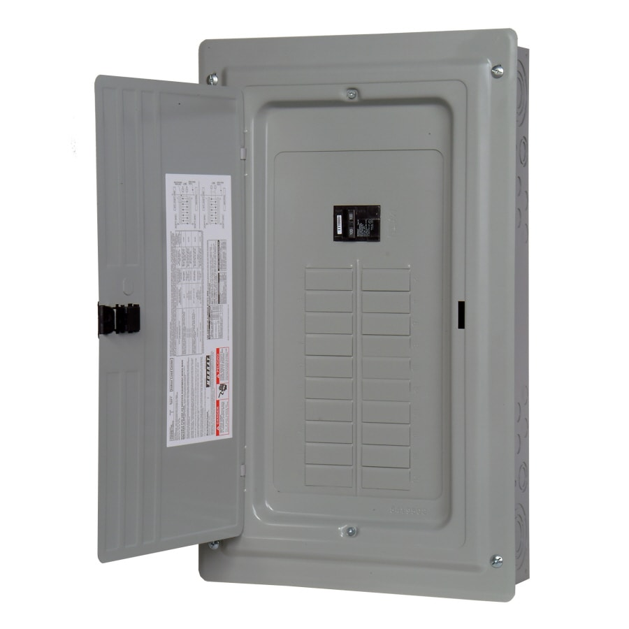 hight resolution of murray 40 circuit 100 amp main breaker load center