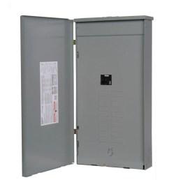 siemens 40 circuit 20 space 200 amp main breaker load center [ 900 x 900 Pixel ]
