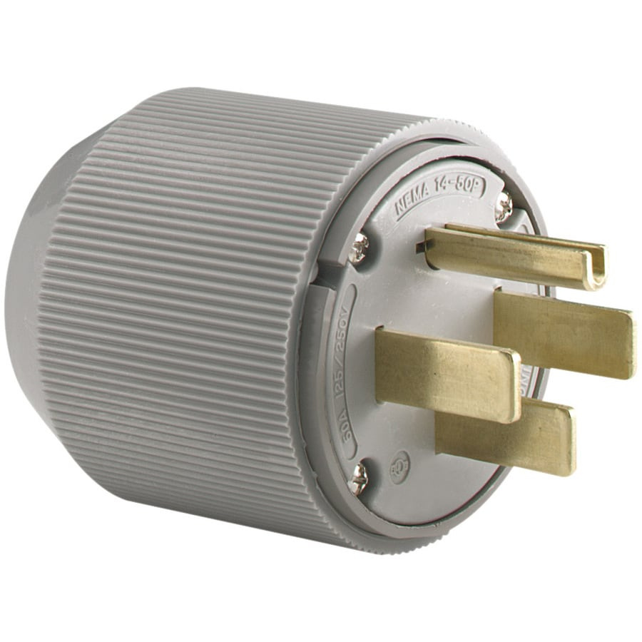 hight resolution of eaton 50 amp 125 250 volt gray 4 wire grounding
