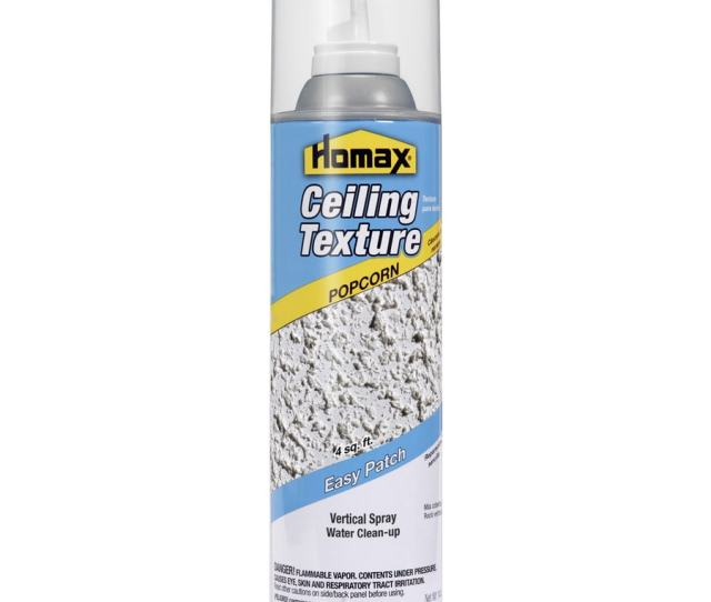 Homax Popcorn Wall And Ceiling Texture