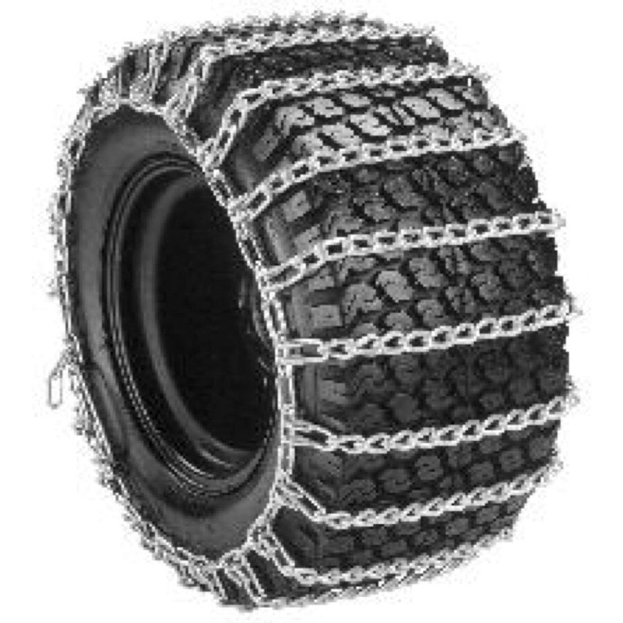 medium resolution of husqvarna lawn tractor tire chains