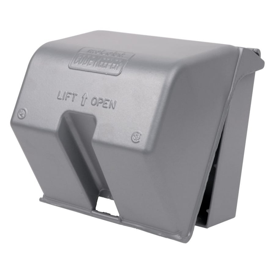 medium resolution of reddot 2 gang square metal weatherproof electrical box cover