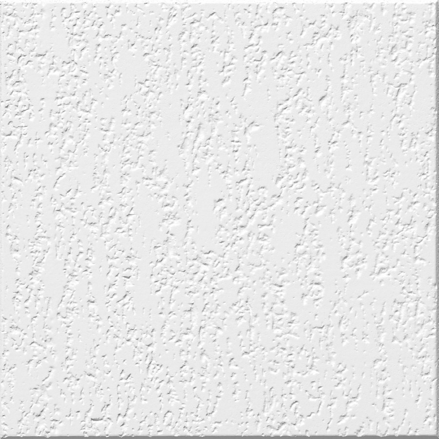 Shop Armstrong 10-Pack Ceiling Tiles (Actual: 11.985-in x