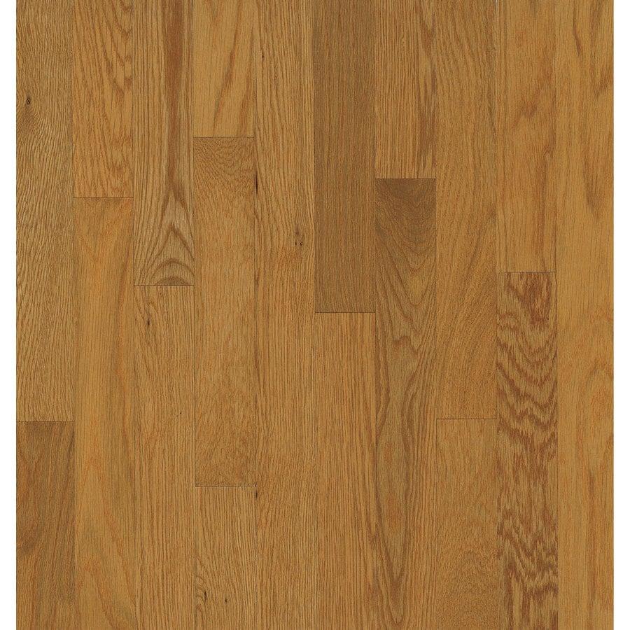 Bruce Americas Best Choice Oak Hardwood Flooring Sample Butterscotch at Lowescom