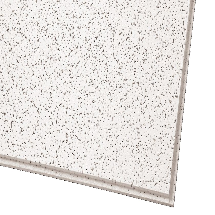 Shop Armstrong Cortega 12Pack White Fissured 1516in