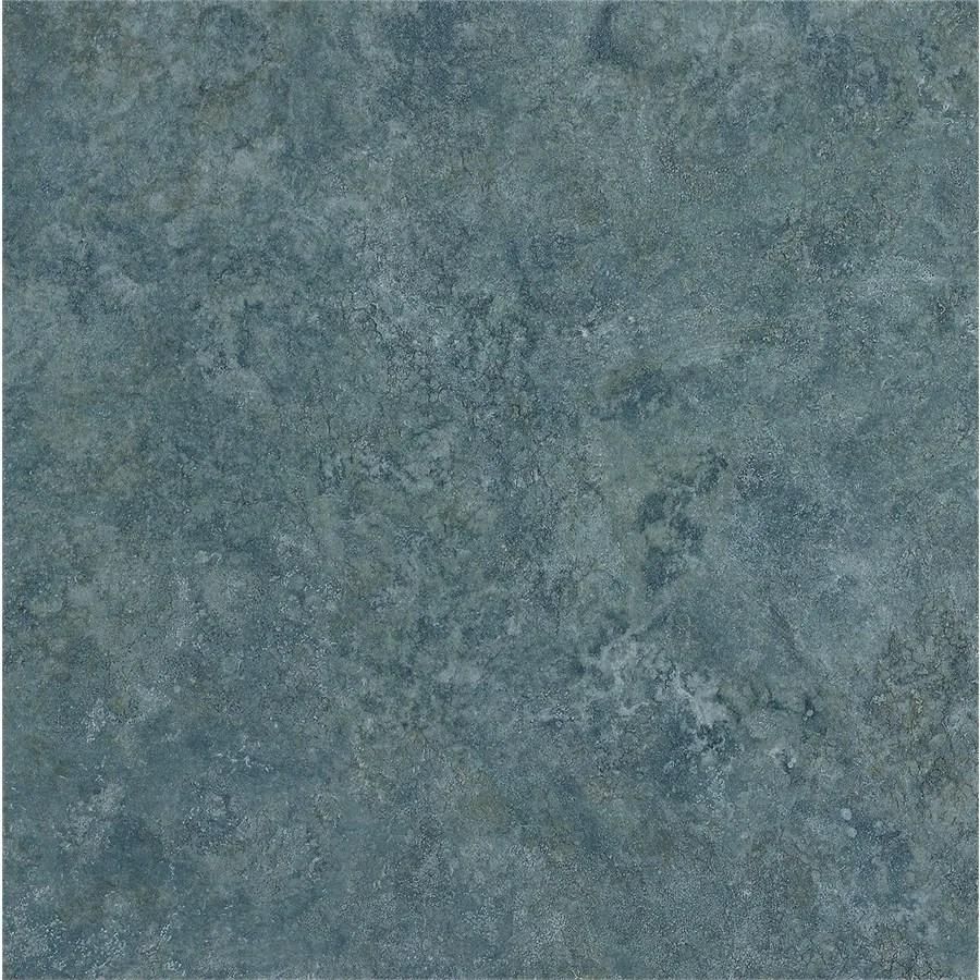 armstrong flooring alterna multistone slate blue 16 in x 16 in groutable waterproof vinyl tile 24 89 sq ft