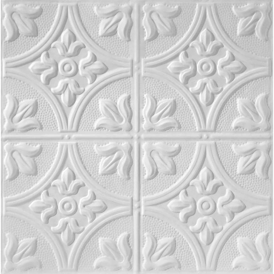 Armstrong Ceilings (Common: 24-in x 24-in; Actual: 23.75