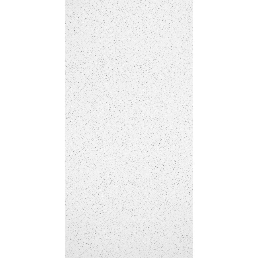 armstrong ceilings 48 in x 24 in fine fissured contractor 8 pack white fissured 15 16 in drop acoustic panel ceiling tiles