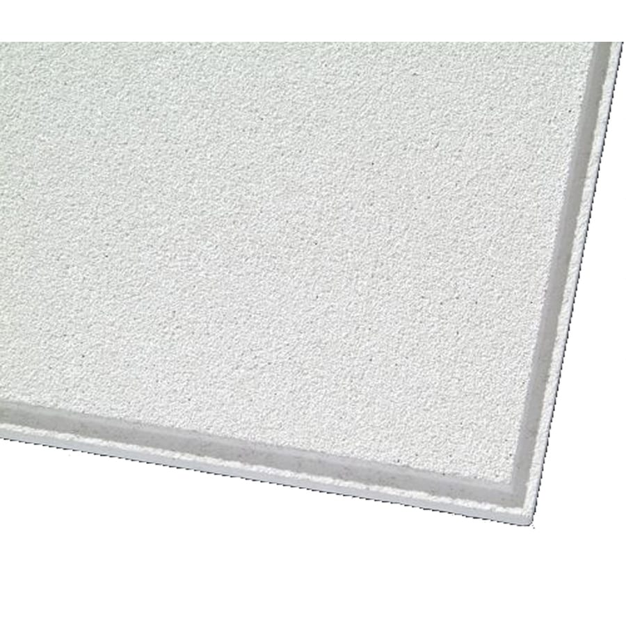 Shop Armstrong 12Pack Ceiling Tiles Actual 23704in x