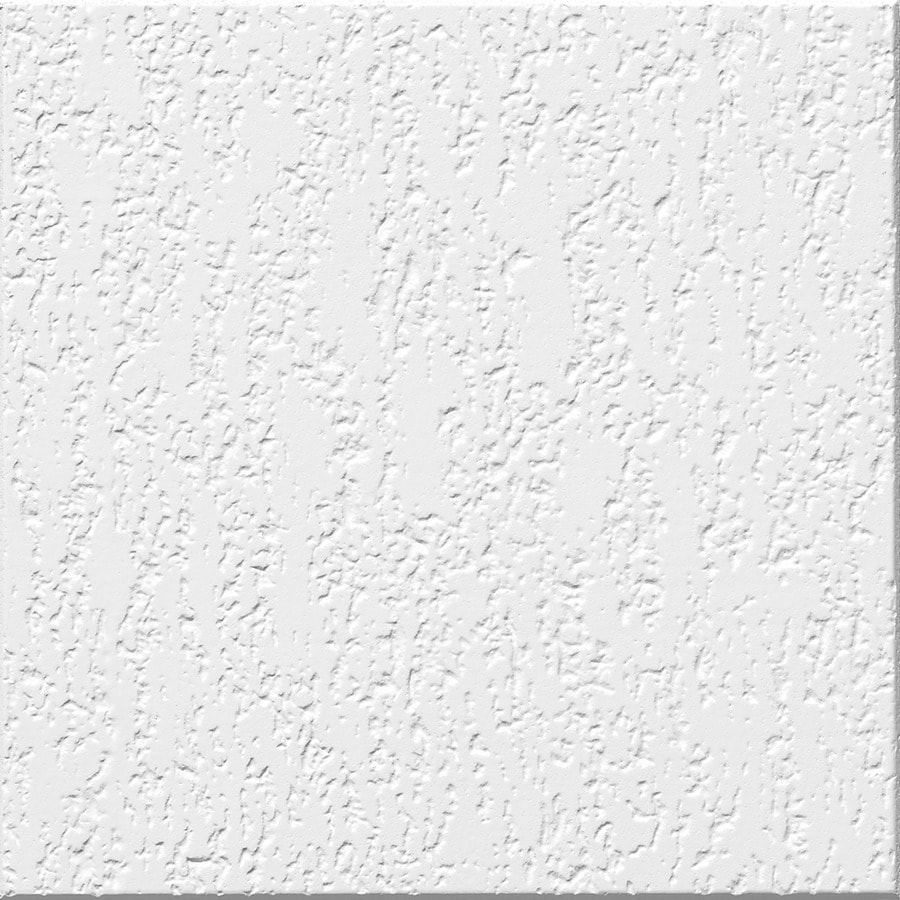 Shop Armstrong Impression Homestyle 40-Pack White Textured