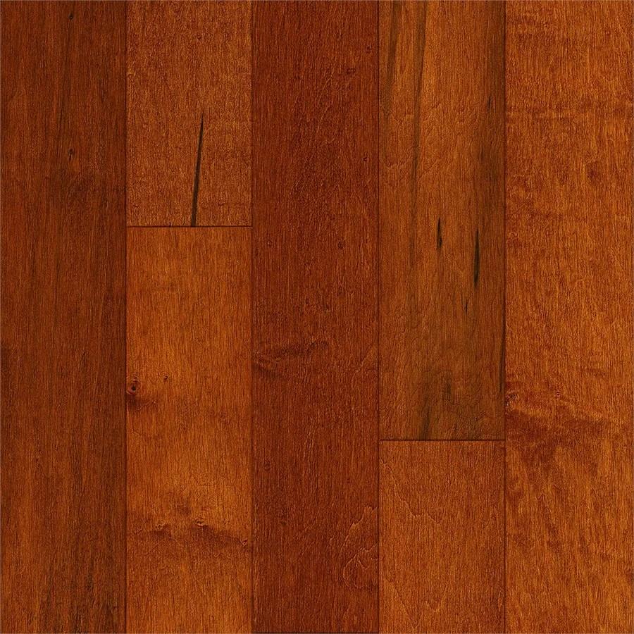 Style Selections 5in Cinnamon Maple Engineered Hardwood