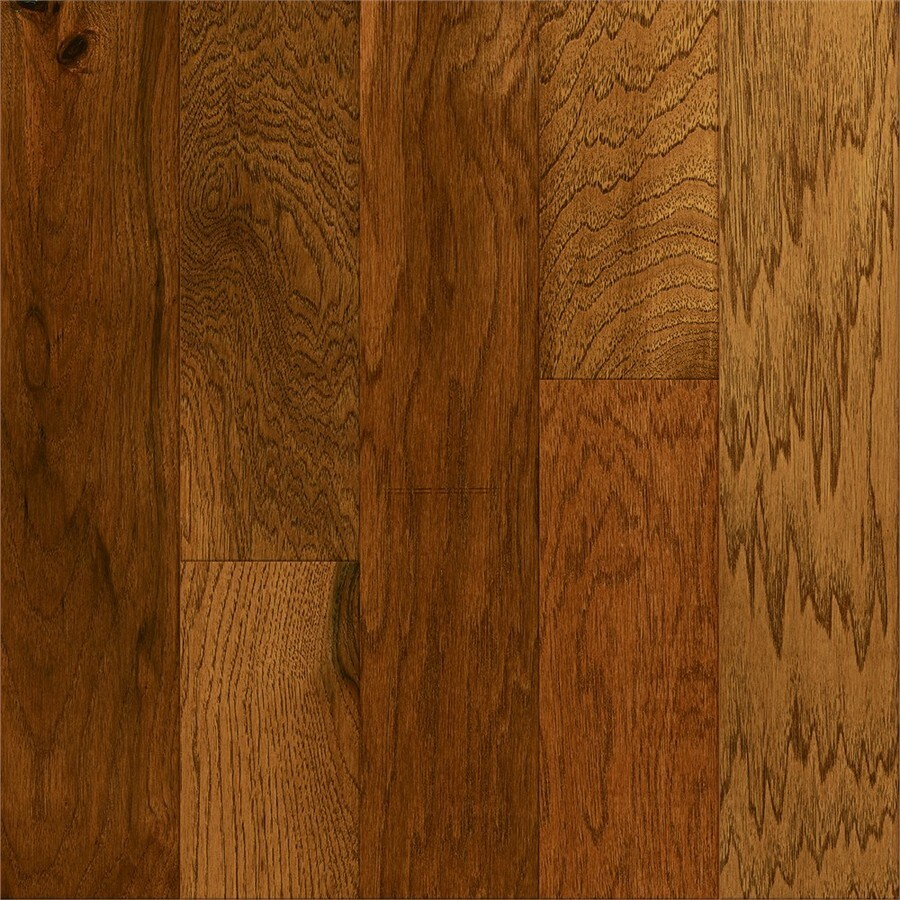 Style Selections 5in Autumn Hickory Engineered Hardwood