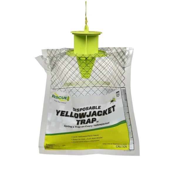Rescue 0.13-lb Disposable Yellow Jacket Trap