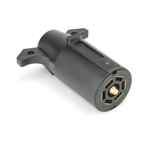 small resolution of reese connector 7 way plastic trailer end
