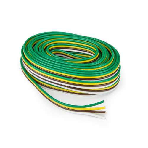 small resolution of reese 25 ft bonded trailer wire