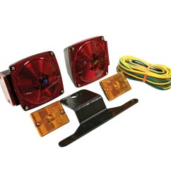 reese standard trailer light kit [ 900 x 900 Pixel ]