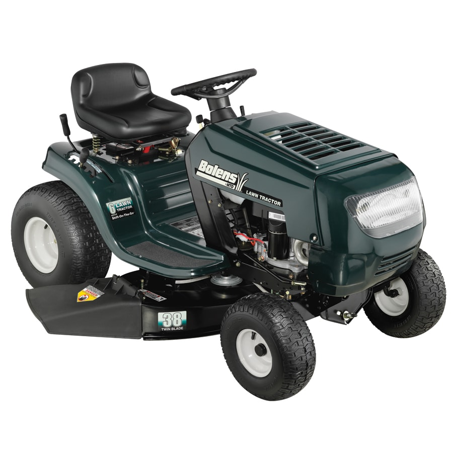 medium resolution of bolens 13 5 hp manual 38 in riding lawn mower with briggs stratton engine