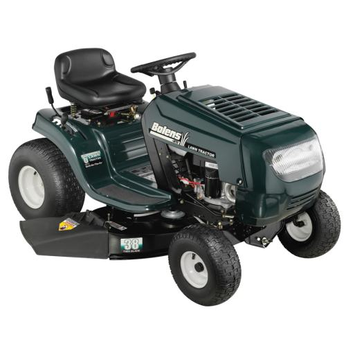 small resolution of bolens 13 5 hp manual 38 in riding lawn mower with briggs stratton engine