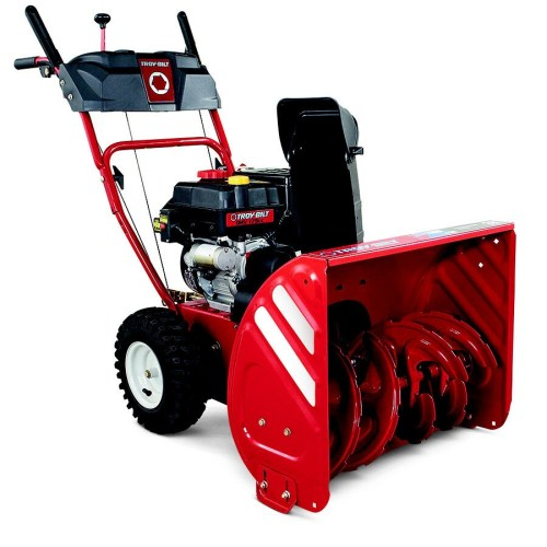 small resolution of troy bilt storm 2410 24 in two stage gas snow blower self
