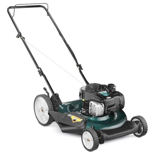 small resolution of bolens 140 cc 21 in push gas lawn mower with briggs stratton engine